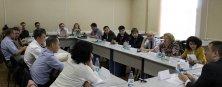 2-я международная научно-практическая конференция «Образ евразийской интеграции в XXI в.: ограничители и перспективы»;           4-е заседание экспертного клуба «Vision евразийской интеграции в свете меняющихся геополитических условий»