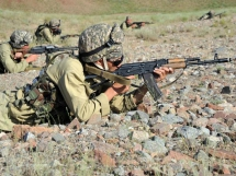 Какая армия нужна Кыргызстану?