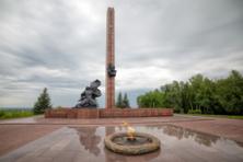 Уфимский этап Международной акции «Вахта памяти – Нас миллионы панфиловцев!»